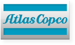 Atlas Copco transparent logo